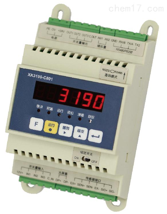 XK3190-C801控制仪表