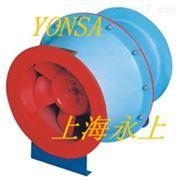销售管道风机FSJG-NO4.5S玻璃钢制斜流风机