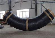 DN150内蒙集中供暖管道聚氨酯保温管