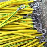 黄绿接地线BVR6平方长100毫米出厂价
