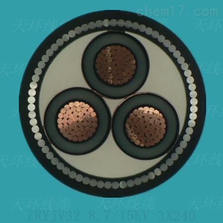 YJV22电力电缆YJV62单芯高压铜芯电缆
