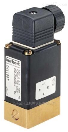 进口BURKERT电磁阀6223型伺服辅助式比例阀