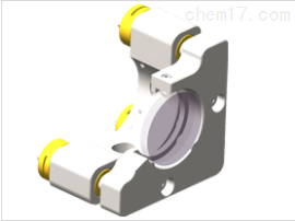 OMUS系列超高穩定光學調整架