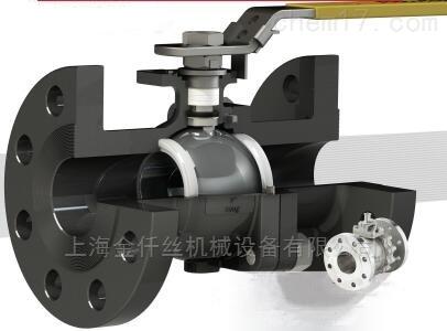 美国进口BRAY法兰式球阀RF15/RF30系列