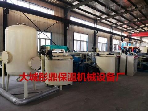 无机渗透复合聚苯乙烯泡沫A级保温板设备