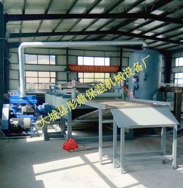 改性聚苯板设备厂家生产的A级保温板合理吗