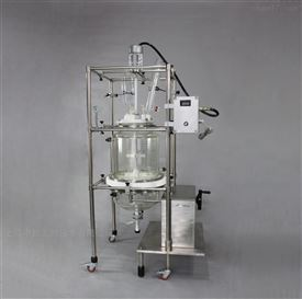 S212-150L150升双层玻璃反应釜