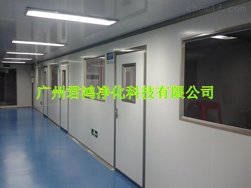 广州某化妆品厂净化车间装修工程