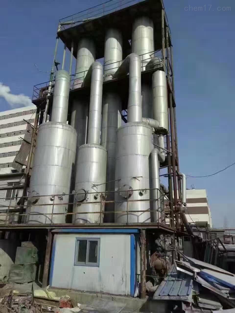 回收二手浓缩蒸发器价格提高