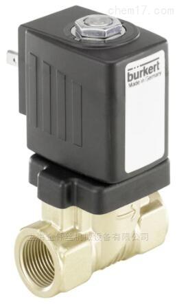 德國BURKERT兩位三通電磁閥6519型現貨熱銷