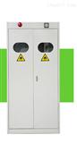 广州三瓶全钢实用型气瓶柜