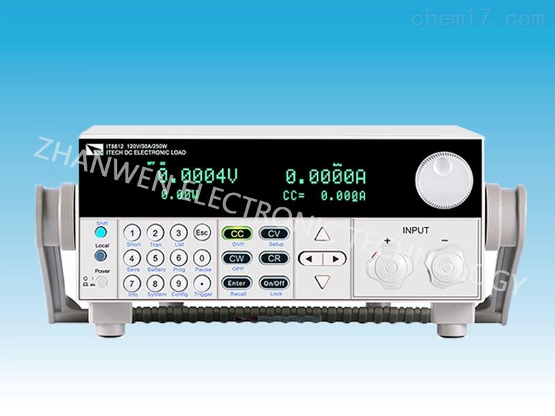 艾德克斯ITECH 高精度电子负载IT8800系列