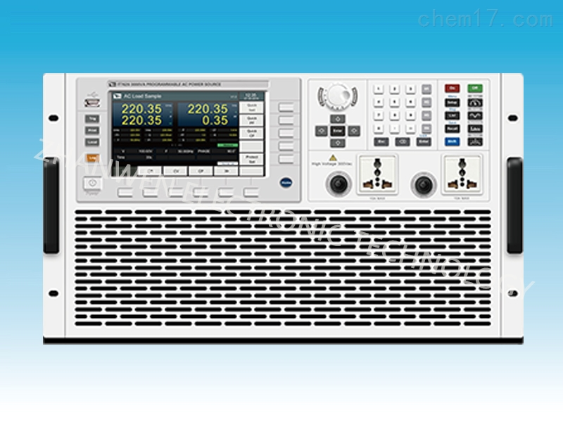 艾德克斯ITECH 高性能交流电源IT7600系列