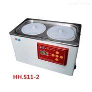 HH.S11-4恒温水浴锅 生物制剂电热恒温槽