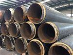 聚氨酯预制直埋复合保温管厂家直销