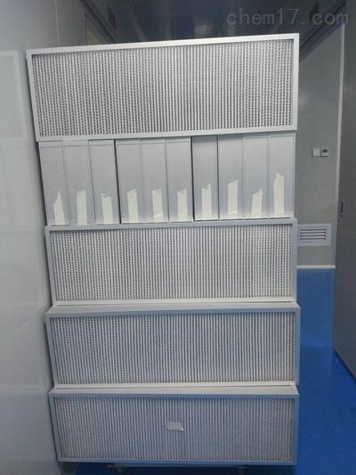广州开发区食品车间高效过滤器维护保养