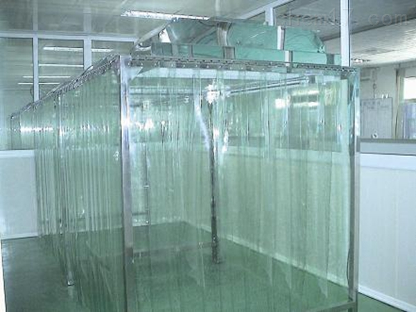 广州实用型软帘洁净棚