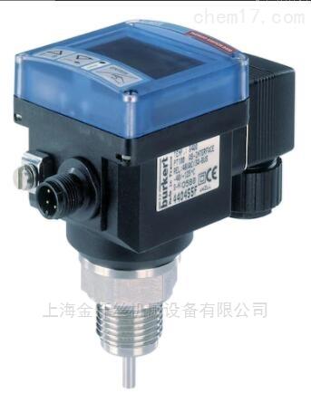 进口BURKERT温度传感器8400类型,螺纹式