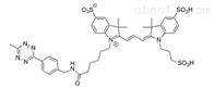 1676067-48-3Cy3 Methyltetrazine甲基四嗪Cy3点击化学