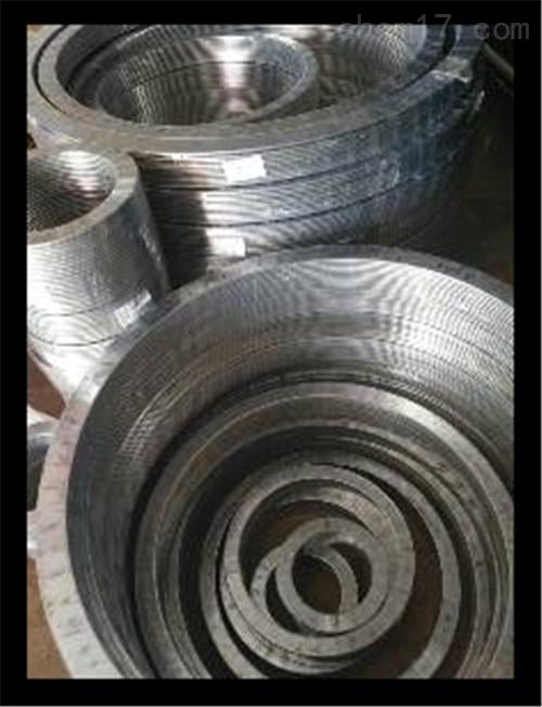 乌鲁木齐缠绕垫生产厂家-乌鲁木齐四氟金属缠绕垫批发