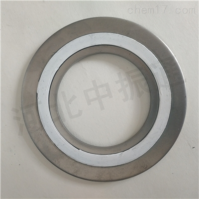 304四氟金属缠绕垫