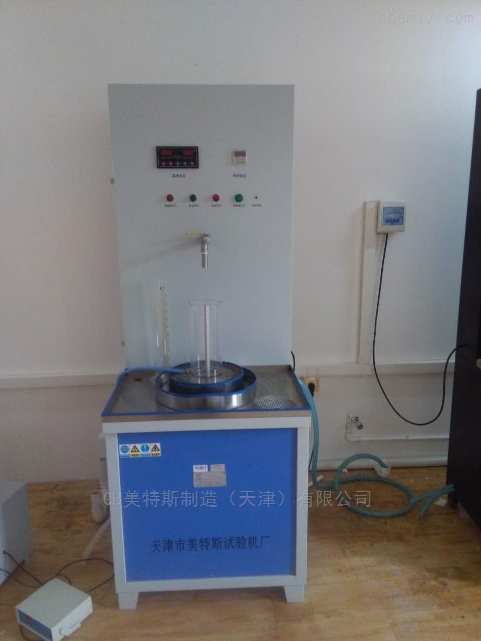 土工布透水性測定儀-试验原理