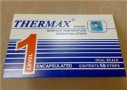 英国TMC热敏试纸单格49度温度试纸变色纸
