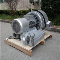 双段漩涡高压气泵