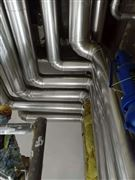 承做铝皮管道保温安装 铁皮保温电话