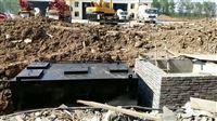 日处理90吨地埋式一体化生活污水处理设备