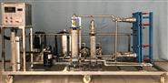 废水源地下水热泵系统