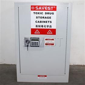 12加仑全钢毒品柜