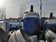 二手8吨不锈钢反应釜