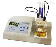 WS-2WS-2型微量水分测定仪