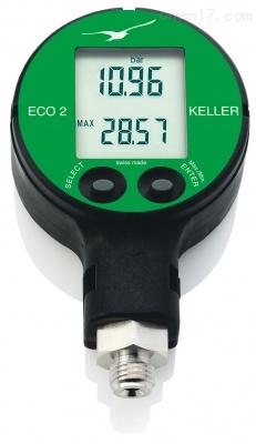 KELLER数字压力表ECO2