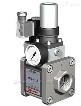 分析德国COAX压力控制阀HPB-H 15类型