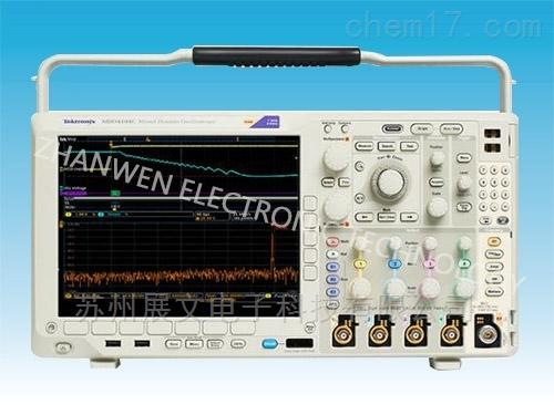 混合域示波器MDO4000C系列