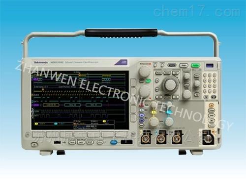 泰克混合域示波器MDO3000系列