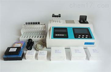 一体式COD氨氮总磷总氮浊度多参数测定仪