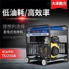 TO250A可移动250a柴油发电电焊两用机