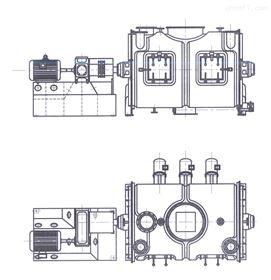 多功能犁刀混合机,卧式犁刀混合机