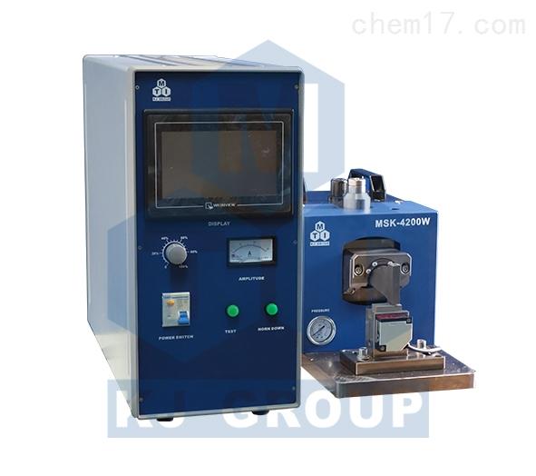 MSK-4200W 智能型大功率超声波焊接机