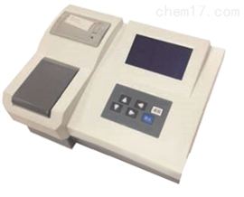 DZ-B型水产养殖水质分析仪(8项)
