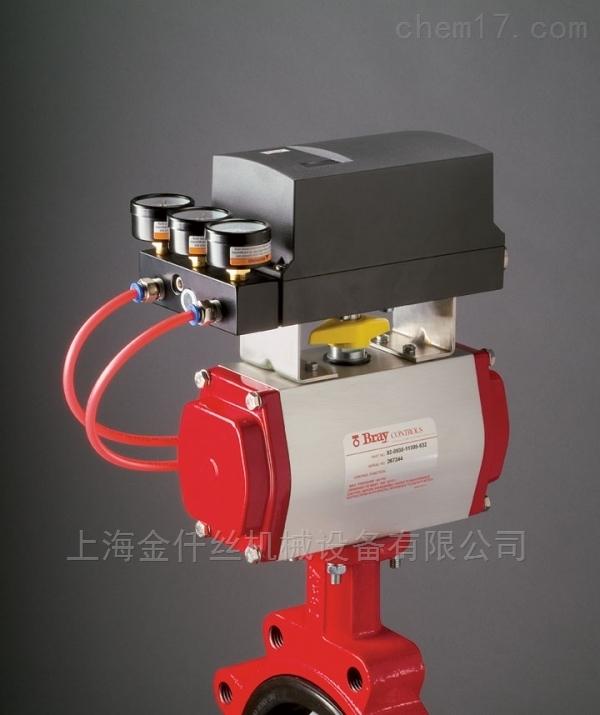 美国BRAY电动气动定位器6A系列