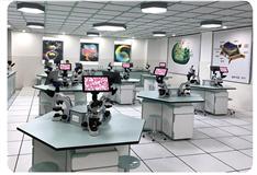 数码显微互动教室
