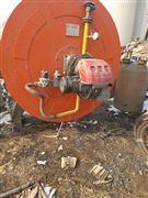 二手燃油蒸汽鍋爐