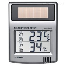 日本佐藤sksato温湿度计PC-5200TRH