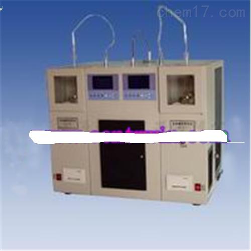 自动原油馏程测定仪(双管)