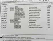奇昆古尼亚病毒IgM抗体检测试剂盒