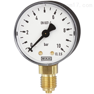 德国wika压力表型号111.10